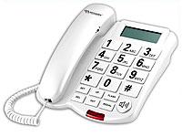 simvalley<br />communications Gro&szlig;tasten-Telefon XLF-40, ...