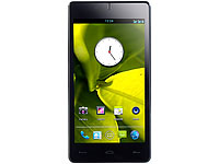 simvalley MOBILE Dual-<br />SIM-Smartphone SP-142 QuadCore...