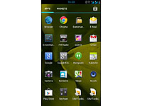 "simvalley MOBILE Dual-SIM-Smartphone SP-142 QuadCore 4.5"", Android 4.1 simvalley MOBILE Android Smartphones"