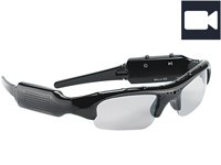 OctaCam HD-Kamera-<br />Sonnenbrille 'HDC-700' mit 720p HD...