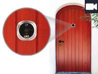 visortech wetterfeste hd berwachungskamera nachtsicht. Black Bedroom Furniture Sets. Home Design Ideas