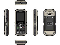 simvalley MOBILE Dual-<br />SIM-Outdoor-Handy XT-640
