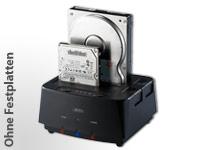 Xystec Klon-Festplatten-<br />Dock USB 3.0 f&uuml;r 2,5 &amp; 3,5&quot; ...