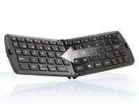GeneralKeys Faltbare<br />Bluetooth-Tastatur f&uuml;r PC, Tabl...