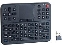 GeneralKeys Mikro-<br />Multimedia-Funktastatur MFT-2620.T...