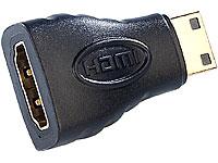 HDMI-Adapter HDMI-<br />Buchse (Typ A) auf mini-HDMI-Steck...