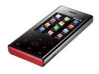 Lg design handy bl20 new chocolate black for Minimalistisches smartphone