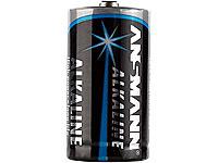 Ansmann Alkaline<br />Batterie Baby Typ C 10er-Sparpack