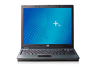 "HP Notebook NC6400, 14,1""/35cm, 2x1,8GHz, 1GB RAM, 80GB HDD, Win 7"