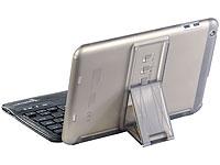 TOUCHLET 2in1-<br />Schutztasche mit BT-Tastatur f&uuml;r Table...