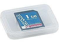 merox Speicherkartenbox<br />f&uuml;r SD/miniSD/MMC-Speicherka...