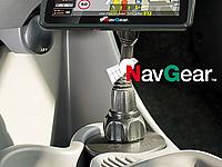 NavGear Navi-<br />Schwanenhals-Halterung f&uuml;r Kfz-Getr&auml;nke...