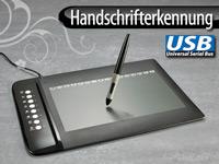 GeneralKeys Premium USB-<br />Grafik Tablet mit 8 Hotkeys,...