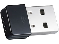 PEARL 150 Mbit WLAN-USB-Dongle WS-150.mini, USB 2.0, WiFi PEARL WLAN-USB-Sticks