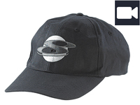 OctaCam Baseball-Cap<br />mit HD-Video-Kamera