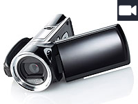 "Somikon Full-HD-Camcorder ""DV-812.HD"" mit 2,7""-Display, 12 MP & HDMI Somikon Full-HD Camcorder"