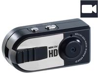 Somikon HD-Mini-Kamera<br />AC-960.hd f&uuml;r den Schl&uuml;sselbu...