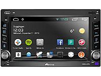 NavGear 2-DIN Android-<br />Autoradio DSR-N 270 mit GPS, W...