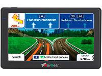 NavGear 6&quot;-<br />Navigationssystem StreetMate GTX-60-DVBT ...