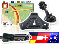 NavGear Navi-Upgrade-<br />Kit f&uuml;r Tablet-PC X7Gs Europa