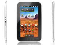 "TOUCHLET 7""-Android-Tablet-PC X7G mit GPS & Navi-Software Deutschland TOUCHLET Android Tablet PCs (MINI 7"")"