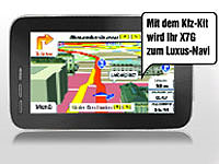 "TOUCHLET 7""-Android-Tablet-PC X7G mit GPS & Navi-Software Europa TOUCHLET Android Tablet PCs (MINI 7"")"