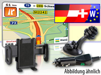 NavGear Navi-Upgrade-<br />Kit f&uuml;r Tablet-PC X7Gs Westeuro...
