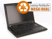 Lenovo ThinkPad T61,<br />14,1&quot; WXGA, 2x2,0GHz, 2GB, 100G...