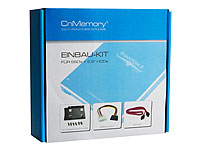 Einbau-Kit f&uuml;r SSDs und<br />2,5&quot;-HDDs (6,35 cm)