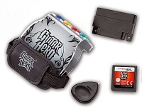 Guitar Hero: On Tour - Decades inkl. Guitar Grip (Nintendo DS/DS Lite)