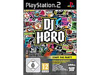 DJ Hero Bundle mit<br />Turntable Controller (PlayStation...