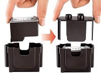 icolor smart refill starter kit f r canon cl 511 513. Black Bedroom Furniture Sets. Home Design Ideas