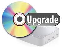 Upgrade-CD Aktivierung<br />der Aufnahmefunktion f&uuml;r MMB-...