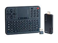TVPeCee HDMI-Stick MMS-<br />874.Dual-Core inkl. Funktasta...