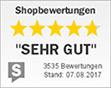 Shopvote Shopbewertung
