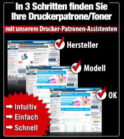 PEARL Druckerpatronen-Assistent