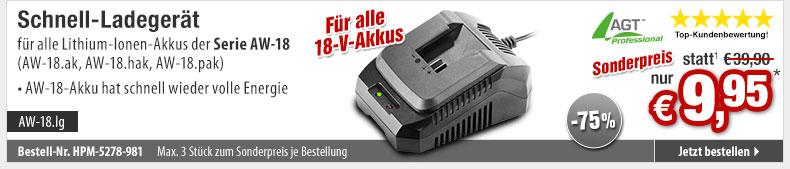 -49%! Akku-Säbelsäge 18V mit Li-Ion-Wechselakku + Ladegerät nur 42,95 statt 84,70 EUR