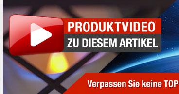 Produktvorstellung auf Youtube