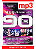 100 MP3-Hits of the 90's MP3-Hits (Musik-CD)