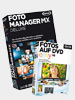 MAGIX Foto-Suite: Foto Manager MX Deluxe & Fotos auf DVD easy SE MAGIX Bildbearbeitung Software