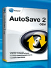 Avanquest AutoSave 2 OEM (Vollversion) Avanquest Festplatten-Optimierungen & -Sicherungen (PC-Softwares)