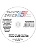 3D-Easy Space 5 PEARL-Edition Videobearbeitung (PC-Softwares)