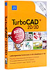 TurboCAD V.18 2D/3D mit STL-Schnittstelle CAD-Software (PC-Software)