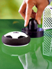 Playtastic Air-Fußball Action-Set mit Luftkissen-System Playtastic Tisch Air-Hockey