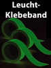 infactory Sicherheitsklebeband Glow-in-the-dark 3er-Pack infactory