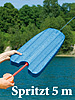 Playtastic Surfboard mit Hydro Shooter Playtastic Surfboards mit Hydro Shootern