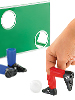 Playtastic 9-teiliges Finger-Fu�ball-Set mit Torwand Playtastic