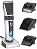 Sichler Men's Care Digitaler Akku-Haartrimmer mit 2-Klingen-System, Display, Ladestation Sichler Men's Care