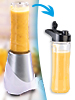Rosenstein & Söhne 2in1-Standmixer BR-600, 300 Watt, inkl. Smoothie Mix-Trinkbecher Rosenstein & Söhne Smoothie-Maker