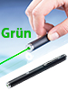 General Keys Hightech-Laserpointer mit gr�nem Festk�rper-Laser GeneralKeys